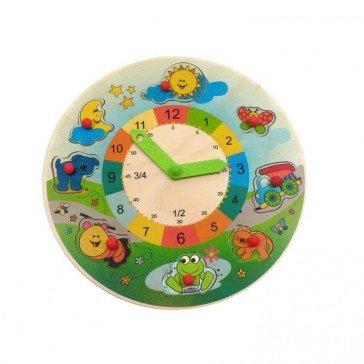 Horloge-Puzzle - Fabricant Allemand
