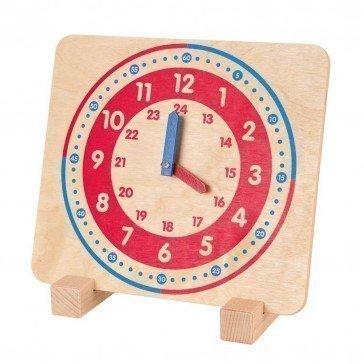 Horloge en bois - Nemmer