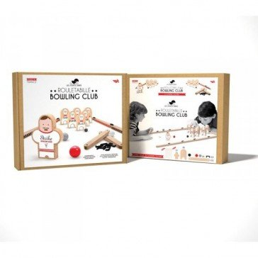 Jeu de billes Bowling Club - Les Jouets Libres