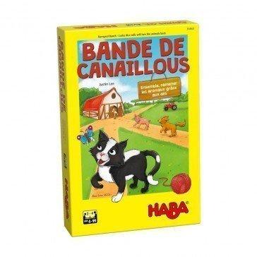 Jeu coopératif Bande de Canaillous - Haba