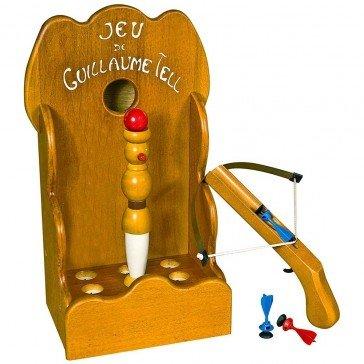 Jeu de Guillaume Tell - Jorelle