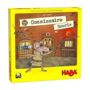 Commissaire Souris - Jeu coopératif - Haba