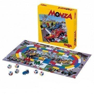 Jeu de voitures Monza - Haba
