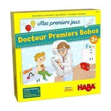 Jeu Docteur Premiers bobos - Dès 2 ans - Haba
