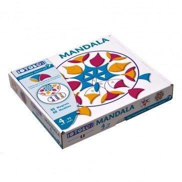 Jeu magnétique Iotobo Mandala - 4 ans - Sepp Jeux