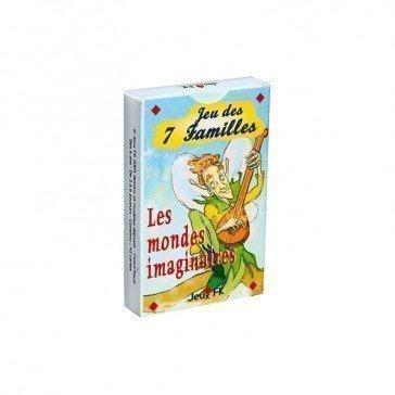 Jeu de 7 familles - Les Mondes Imaginaires - Jeux FK