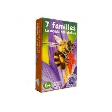 Jeu de 7 familles Abeilles - Betula