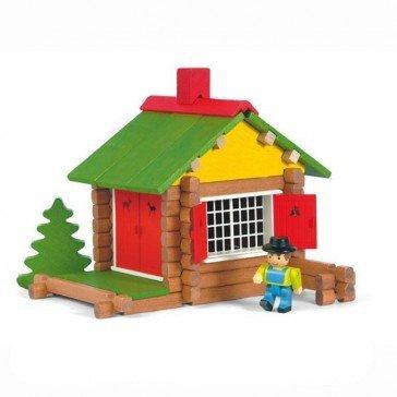 Maison forestière 70 pièces - Jeujura
