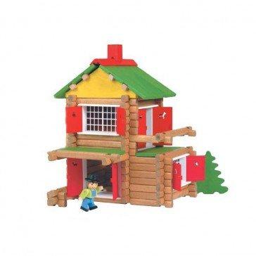 Maison forestière 135 pièces - Jeujura