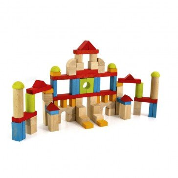 Blocs de construction 82 pcs - Jeujura