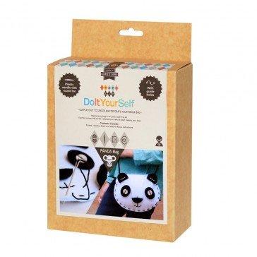Kit de Couture Sac Panda - Fabricant Espagnol