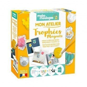 Kit Mako Moulages - Atelier Trophées Magnets - Mako Moulages