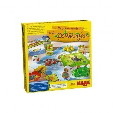 Le Verger - La grande collection de jeux - Haba