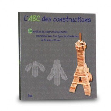 Livre ABC constructions - Jouécabois