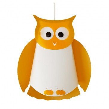 Suspension Hibou orange - R&M Coudert