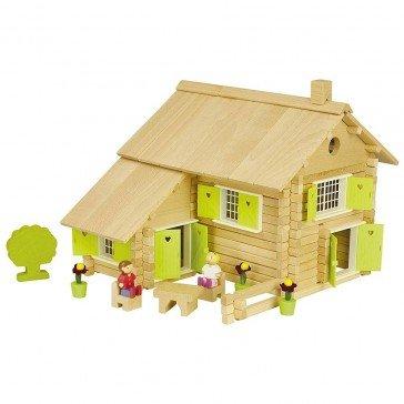 Maison en rondins 240 pièces - Jeujura