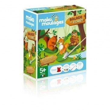 Kit Mako Moulages - Balade en Forêt - Mako Moulages