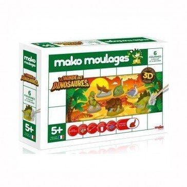 Kit Mako Moulages Dinosaures - Mako Moulages