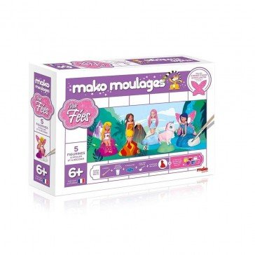 Kit Mako Moulages Mes Fées - Mako Moulages