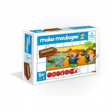 Kit Mako Moulages Savane - Mako Moulages