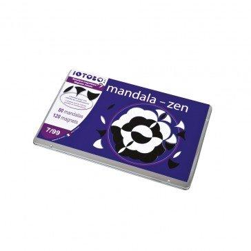 Jeu de Mandala magnétique Zen - Iotobo