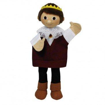 Marionnette Prince - Artisan Tchèque