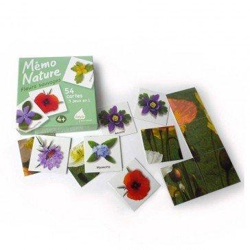 Mémo nature les fleurs sauvages - Betula