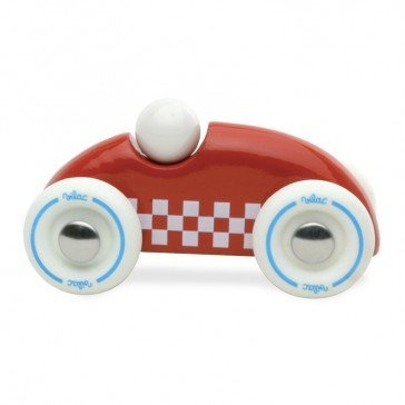 Mini voiture Rallye - rouge - Vilac