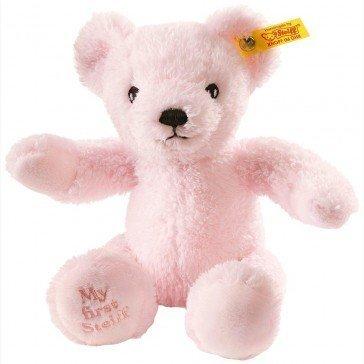 Mon premier Teddy Bear Steiff rose - Steiff