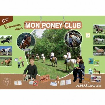 Mon poney club - Amulette
