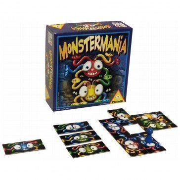 Monstermania - Jeux Piatnik