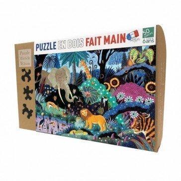 Puzzle Nuit dans la Jungle 50 pcs - Puzzle Michèle Wilson