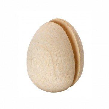 Oeuf en bois à couper - Fabricant allemand