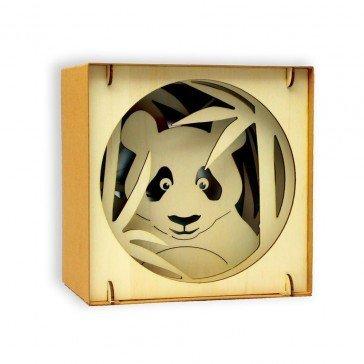 Veilleuse Théâtre - Panda - Agent Paper