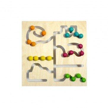 Jeu de motricité labyrinthe coloré - Fabricant Allemand