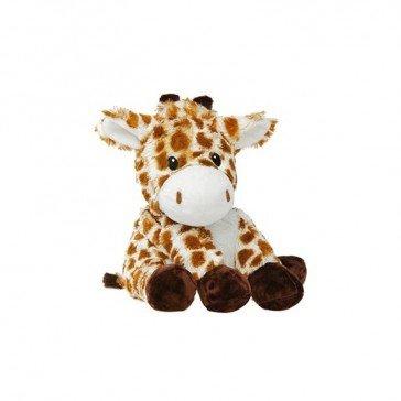 Doudou bouillotte Girafe - Fabricant français