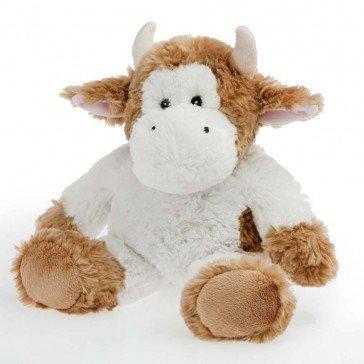 Doudou bouillotte bébé Vache - ESAT
