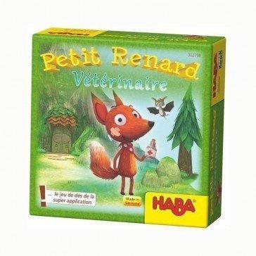 Petit renard vétérinaire - Haba