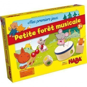 Petite Forêt musicale - Haba