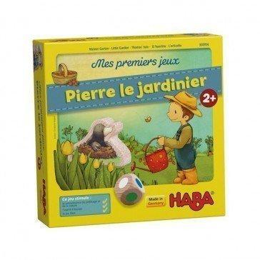Pierre le jardinier - Haba