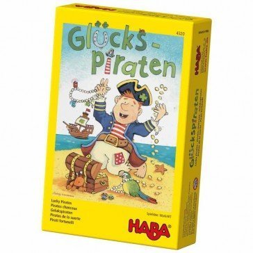 Pirates chanceux - Haba