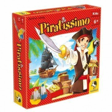 Piratissimo - Black Rock Games