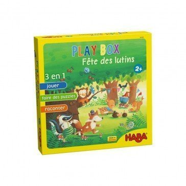 Play Box Fête des lutins - Haba
