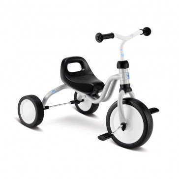 Tricycle Puky Fitsch gris - Puky