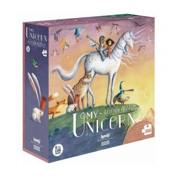 Puzzle Licorne - 350 pièces - Londji