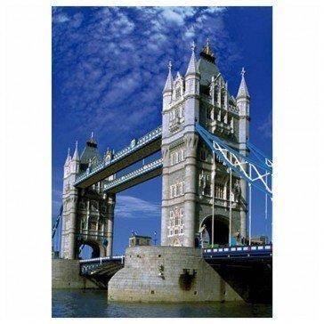 Puzzle 500 pièces Royaume-Uni - Londres - Tower Bridge - Dtoys