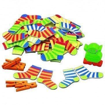 Rafle de chaussettes - Haba