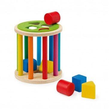 Rouleau de formes en bois - Selecta