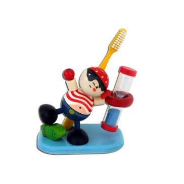 Sablier brosse à dents Pirate - Fabricant Allemand
