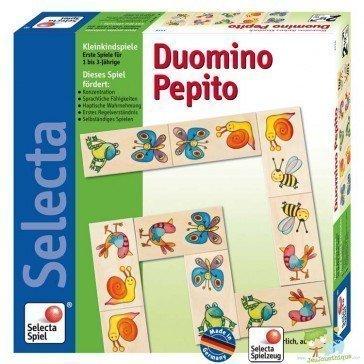 Duomino Pepito - Selecta